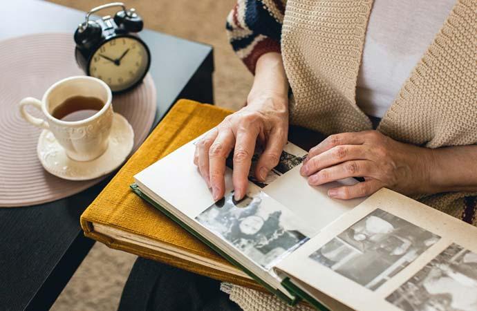 加齢による老化