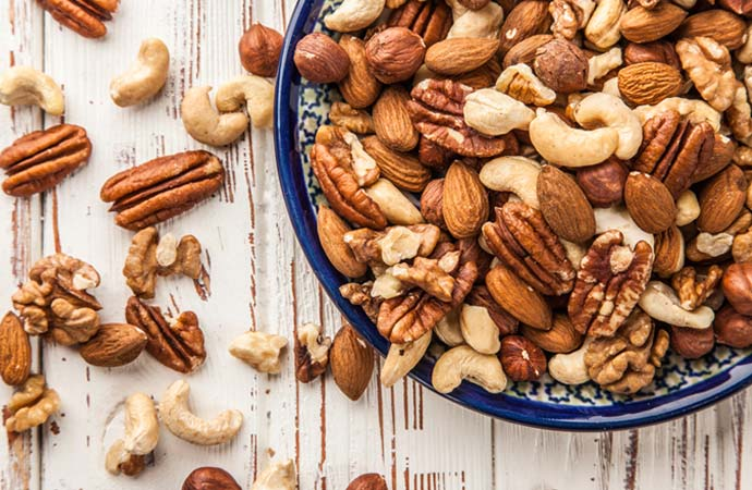 食べなきゃ損!抜群に美肌効果のあるナッツ6選!