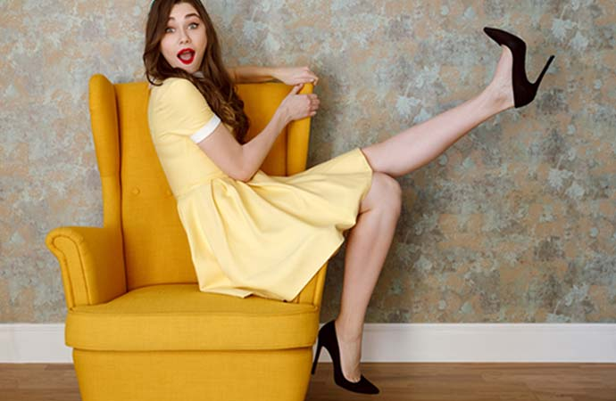 ツラい足のむくみを解消する簡単で効果的な5つの方法!