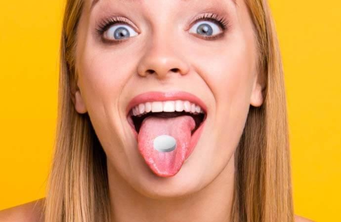 ブレスマイルは舐めるだけで4つの口臭の原因を予防できる