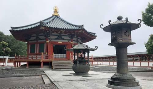 成田山新勝寺:聖徳太子堂