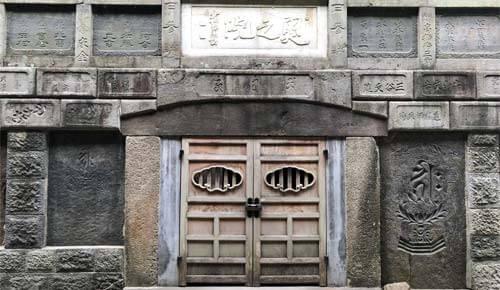 成田山新勝寺:奥之院