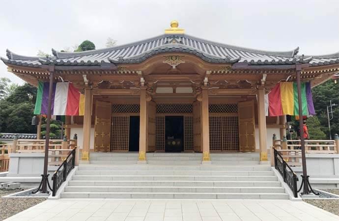 成田山新勝寺:醫王殿